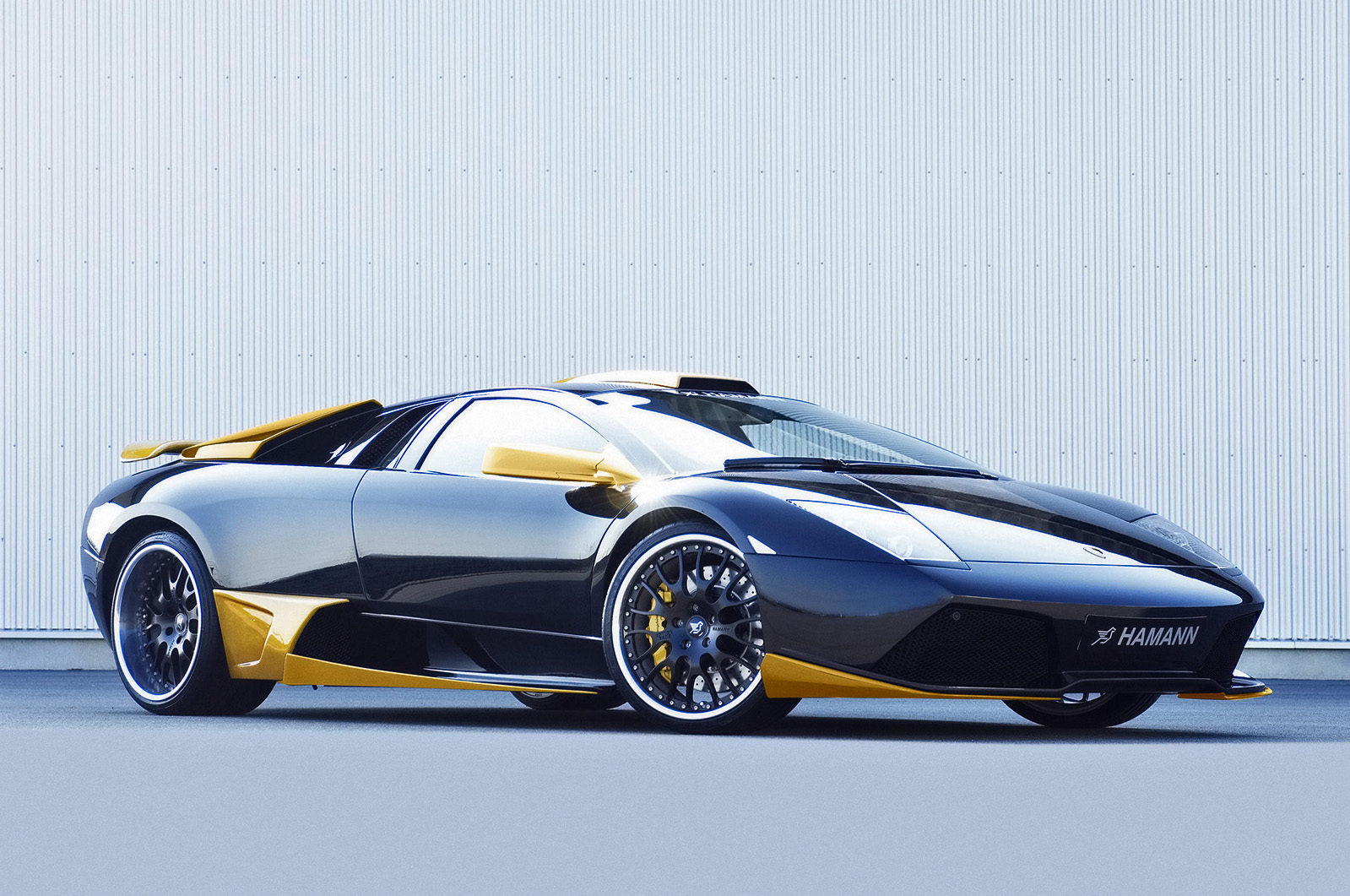 2007 Lamborghini Hamann Murcielago Lp640 Wallpapers Hd