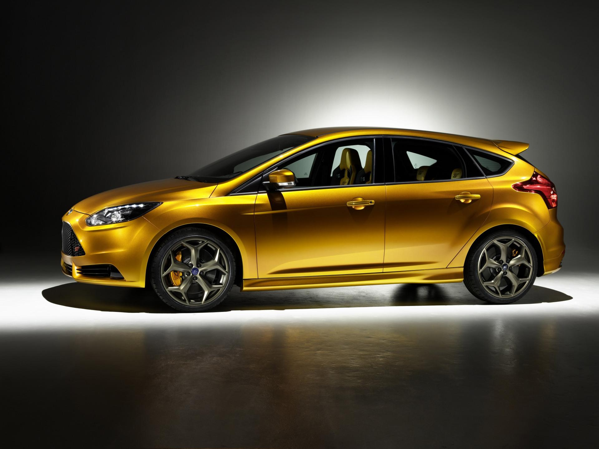 2011 Ford Focus St Wallpapers Hd Drivespark