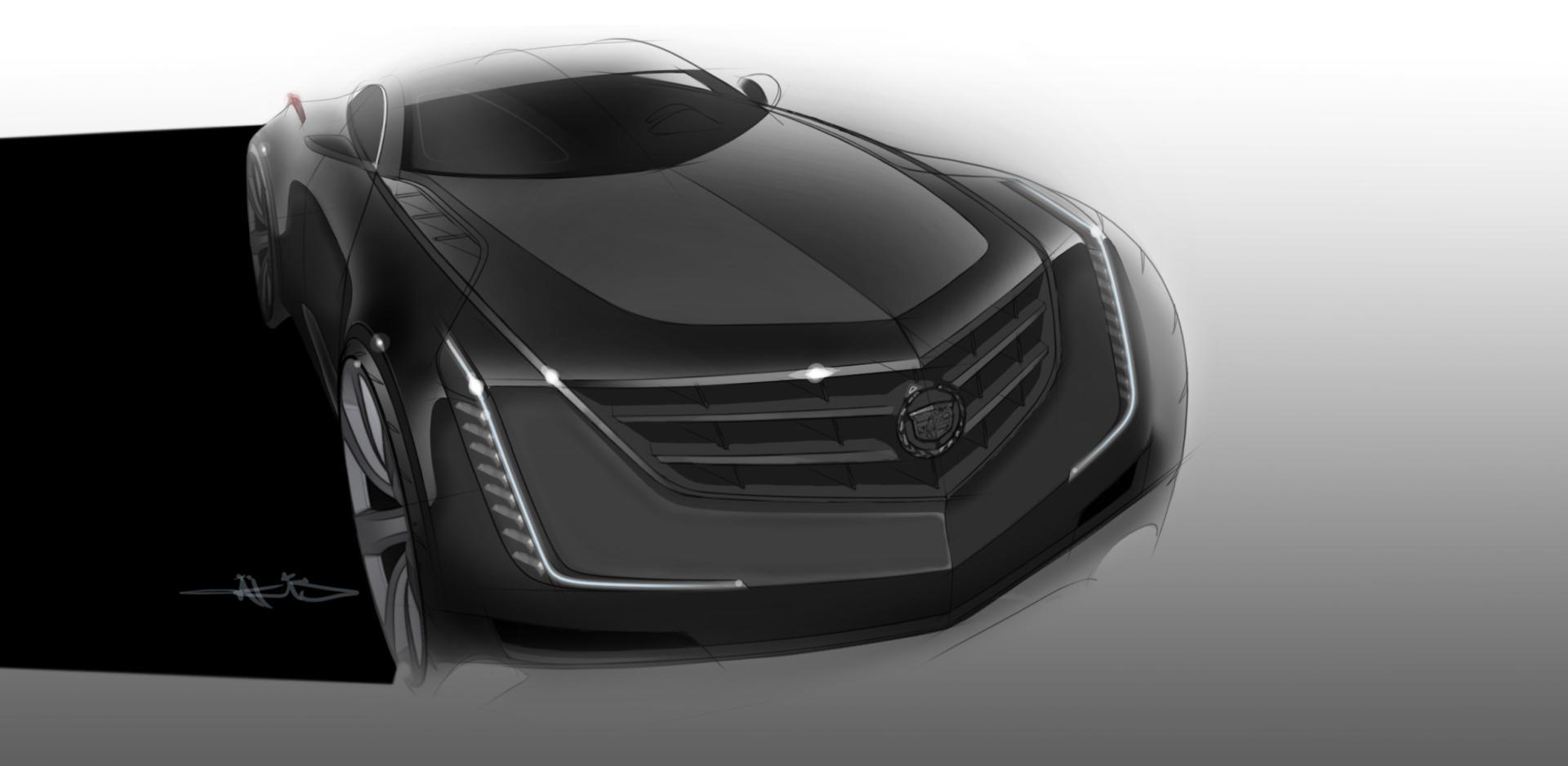 2013 Cadillac Elmiraj Concept Wallpapers HD - DriveSpark