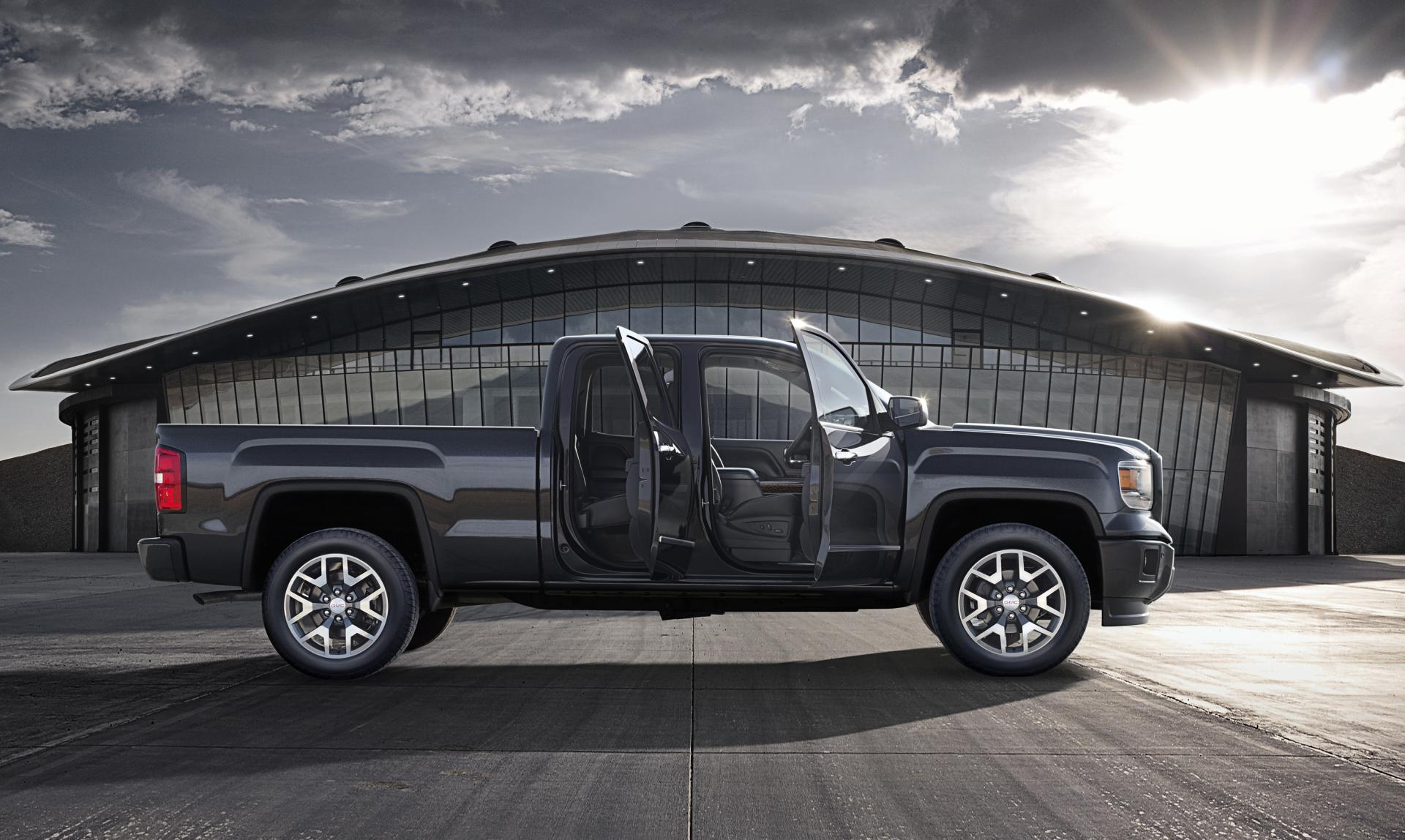 2015 Gmc Sierra Carbon Edition Wallpapers Hd Drivespark