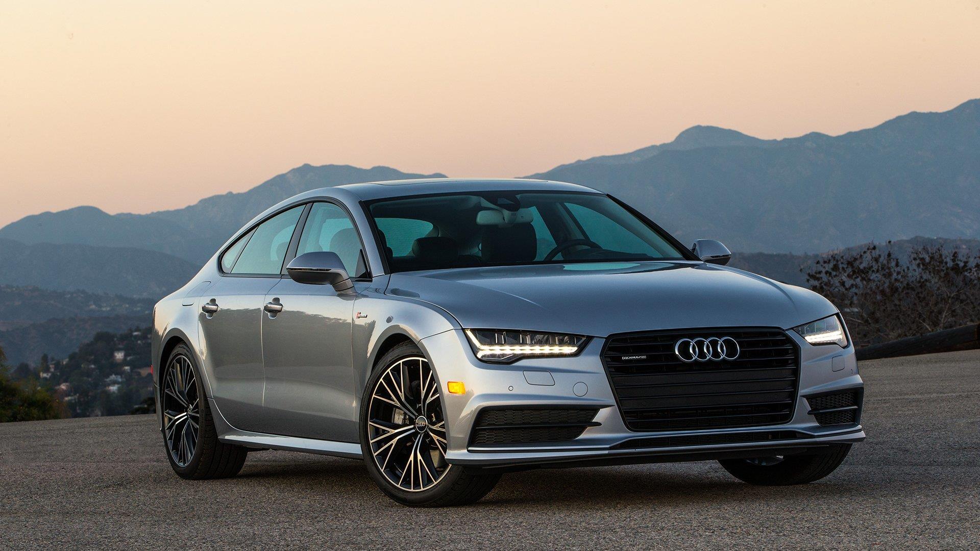 2016 Audi A7 Wallpapers Hd Drivespark