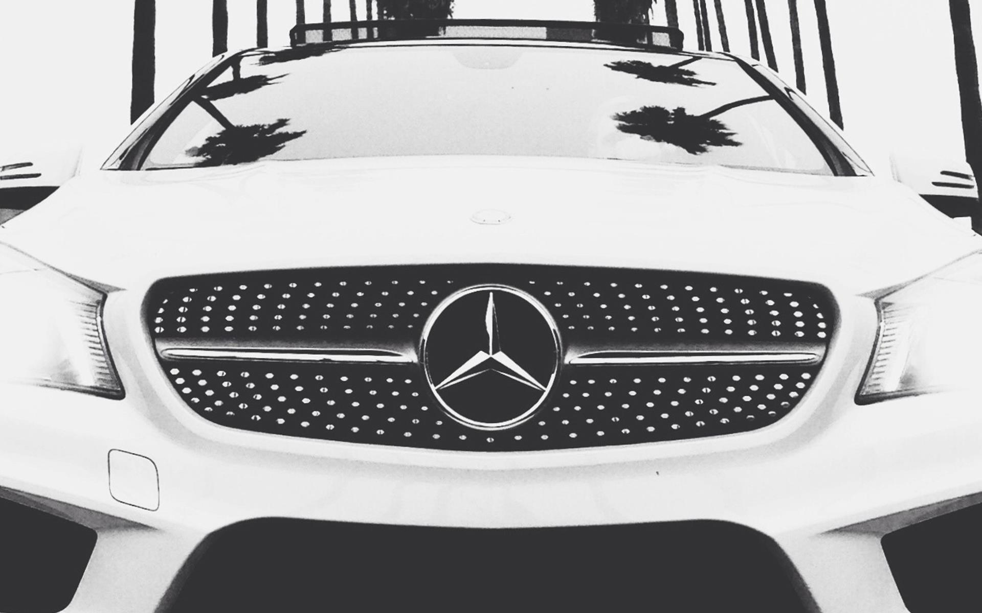 2016 mercedes benz cla class wallpapers hd drivespark. Black Bedroom Furniture Sets. Home Design Ideas
