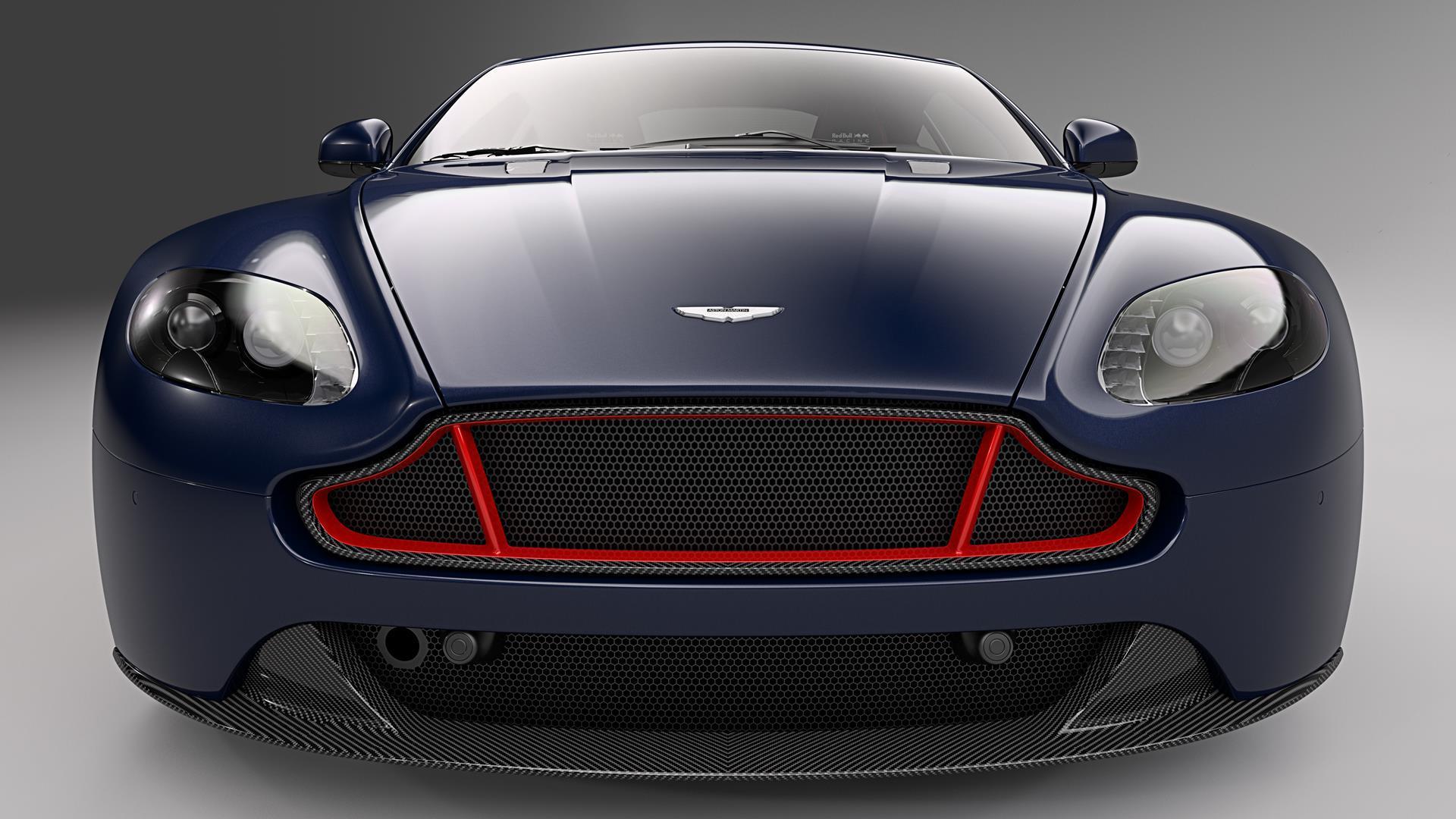 2017 Aston Martin Vantage S Red Bull Racing Edition Wallpapers Hd Drivespark