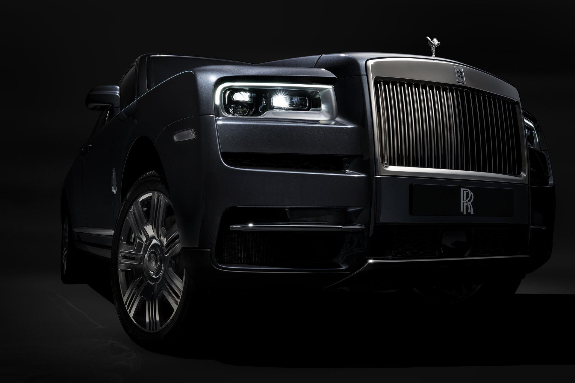 2018 Rolls Royce Cullinan Wallpapers Hd Drivespark