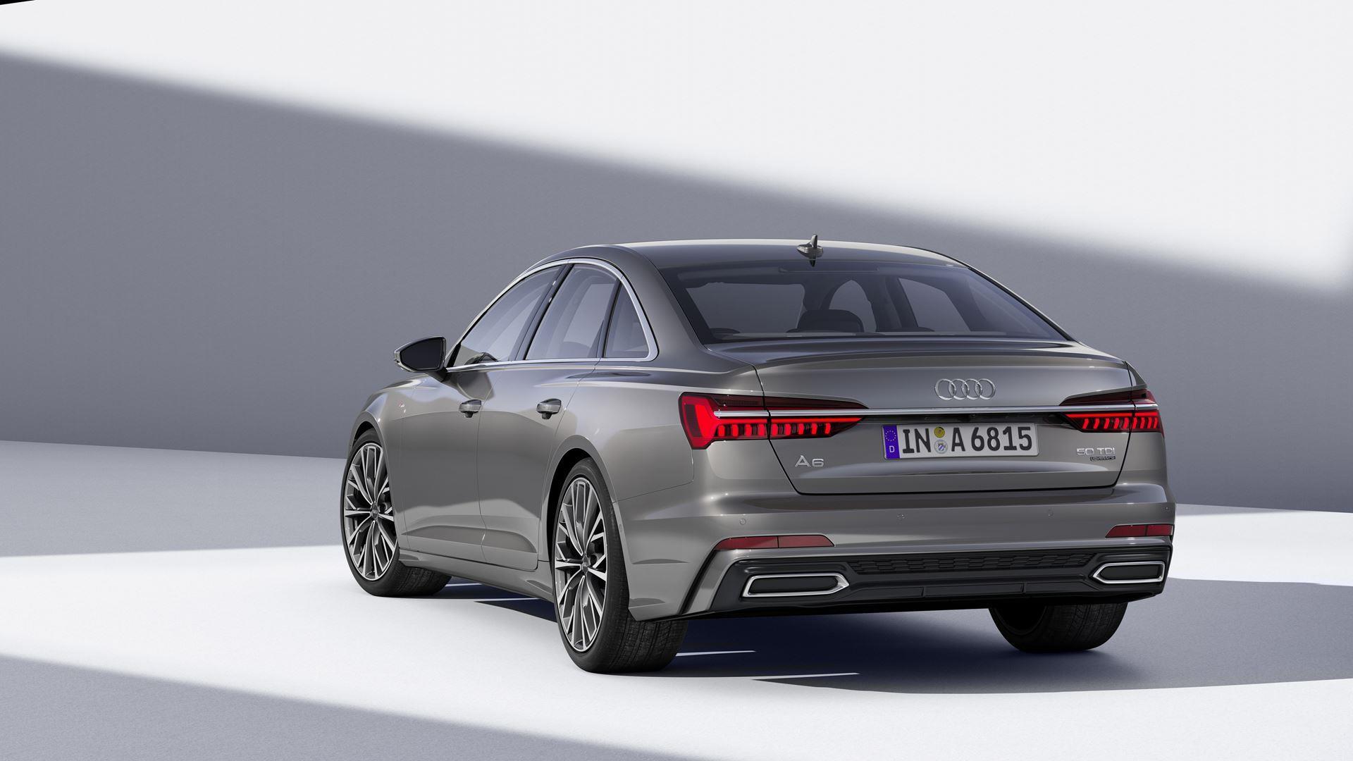 2019 Audi A6 Saloon Wallpapers Hd Drivespark
