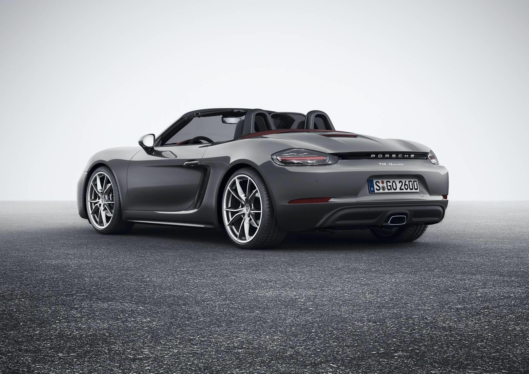2019 Porsche 718 Boxster Wallpapers Hd Drivespark